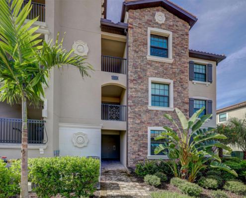 16804 Vardon Terrace, Unit #108, Lakewood Ranch, Florida 34211