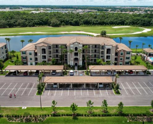 17006 Vardon Terrace, Unit #105, Lakewood Ranch, Florida 34211